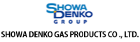 SHOWA DENKO GAS PRODUCTS CO.LTD.banner