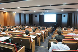 "Report on ""Feeling the Winds of Chemistry in Kyoto"""